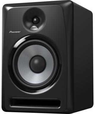 """PIONEER DJ S-DJ80X 8"""" Black"""