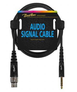 Boston AC-292-300 Cavo per segnale audio, 3,00mt