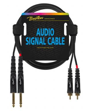 Boston AC-273-030 Cavo per segnale audio, 0,30mt
