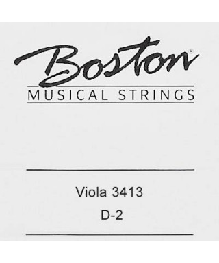 Boston B-3413-D corda singola per viola 13'