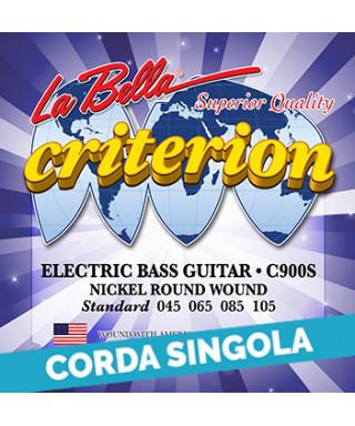 LaBella CBS045 1st - C900S .045 Corda singola per basso