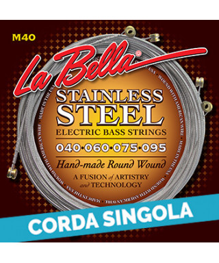LaBella M-B012 .012 Corda singola per basso
