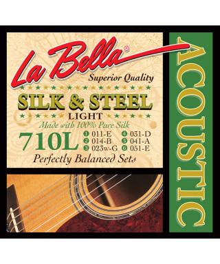 LaBella 710L Muta di corde per chitarra acustica