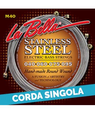 LaBella M-B020 .020 Corda singola per basso