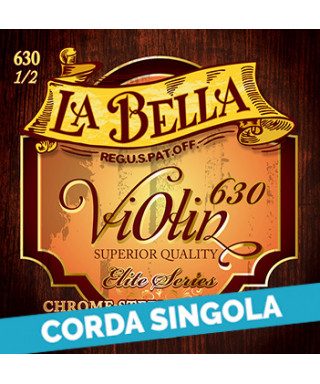 LaBella 634-G 4th - 630 Corda singola per violino