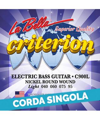 LaBella CBS040 1st - C900L .040 Corda singola per basso