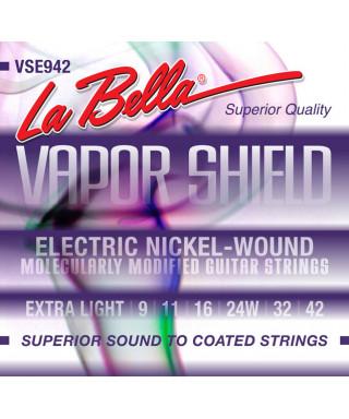 LaBella VSE942-BORSA Muta di corde per chitarra elettrica