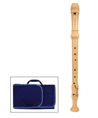 Meinel MNL-430 Flauto dolce tenore, DO, tedesco