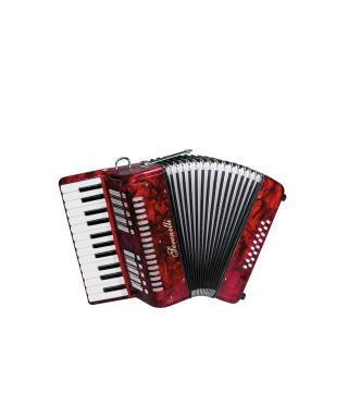 Serenelli Y-1625-R Fisarmonica 16 bassi