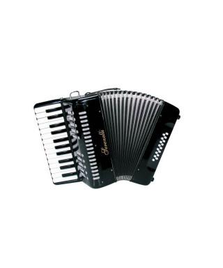 Serenelli Y-1625-BK Fisarmonica 16 bassi