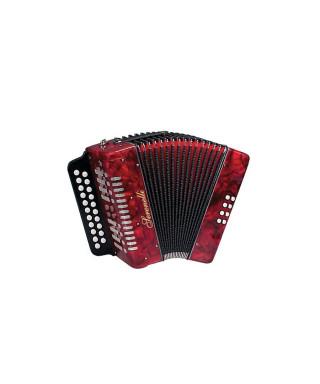 Serenelli Y-08-BC Fisarmonica diatonica 8 bassi