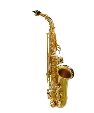Stewart Ellis SE-710-L Sassofono contralto con astuccio se