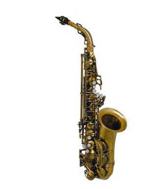 Stewart Ellis SE-710-ALB Sassofono contralto con astuccio se