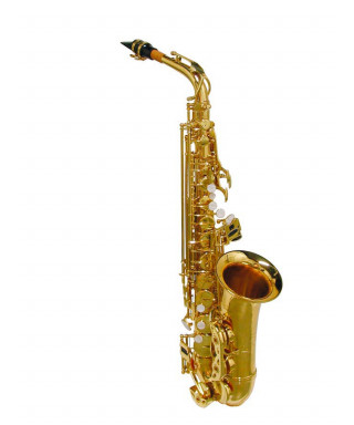 Stewart Ellis SE-510-L Sassofono contralto con astuccio se