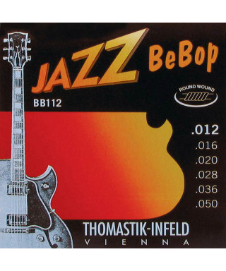 Thomastik THBB-112 Muta di corde per chitarra elettric