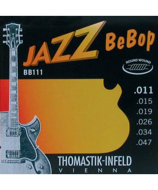 Thomastik THBB-111 Muta di corde per chitarra elettric