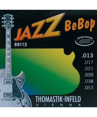 Thomastik THBB-113 Muta di corde per chitarra elettric