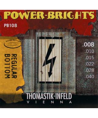 Thomastik THPB-108 Muta di corde per chitarra elettric