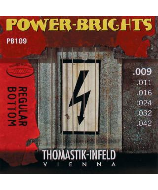 Thomastik THPB-109 Muta di corde per chitarra elettric