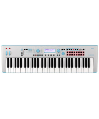 KORG - KROSS2-61-GB (GREY-BLUE)
