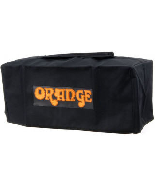 ORANGE SMALL HEAD BAG