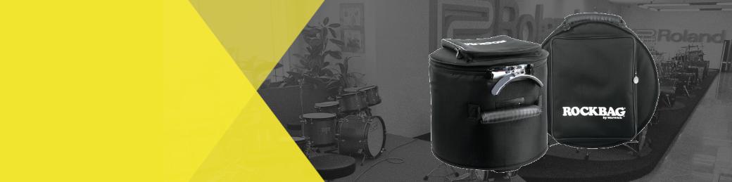 Custodie batterie e percussioni