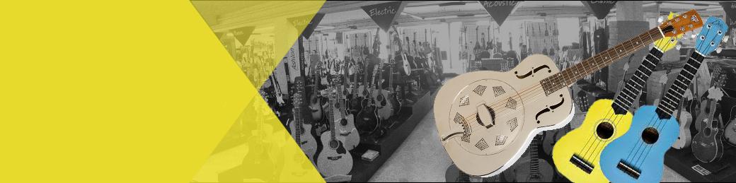 ukulele e altri strumenti