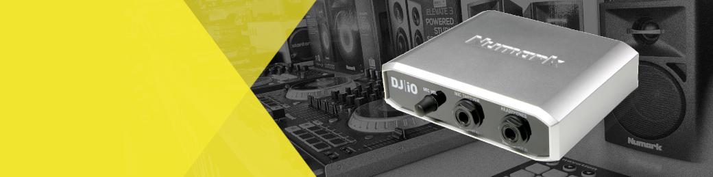 schede audio DJ
